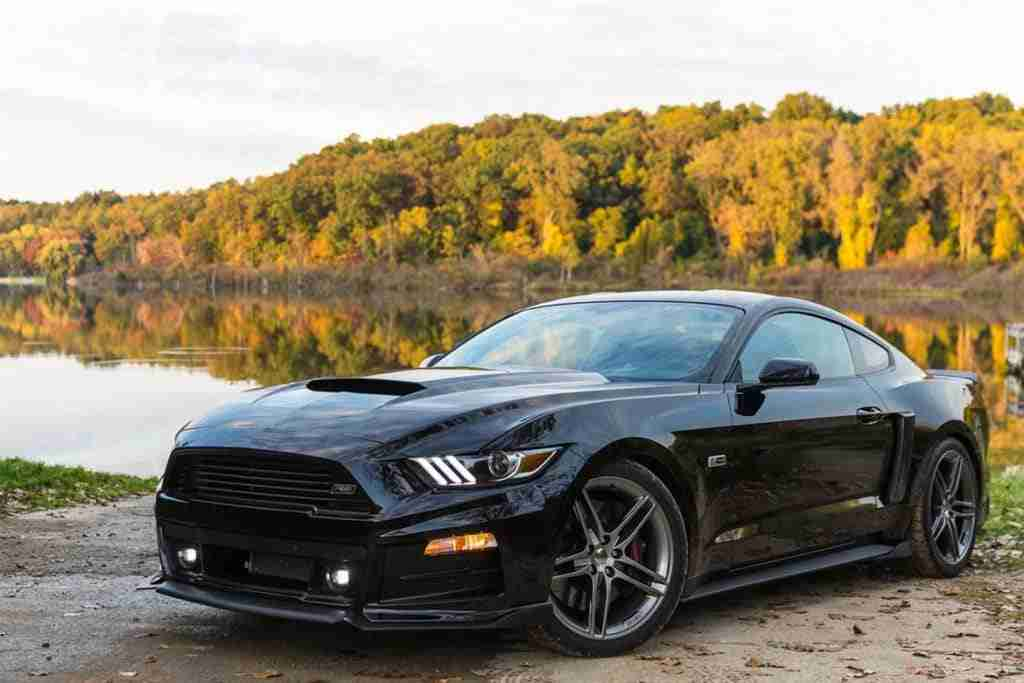 2016 roush mustang stage 3