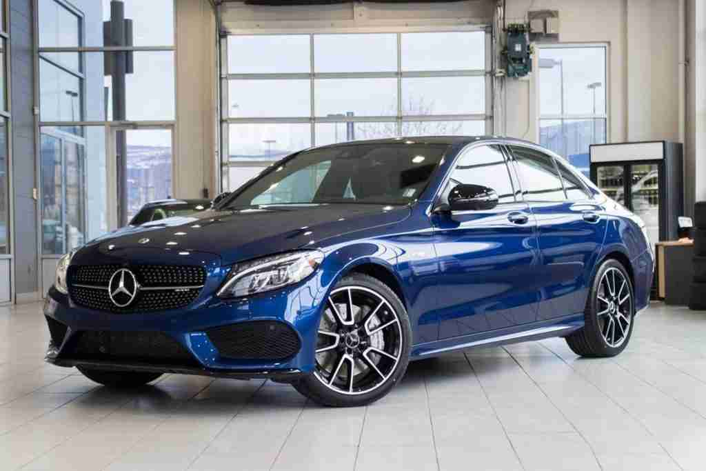 2018 mercedes c43 safety features