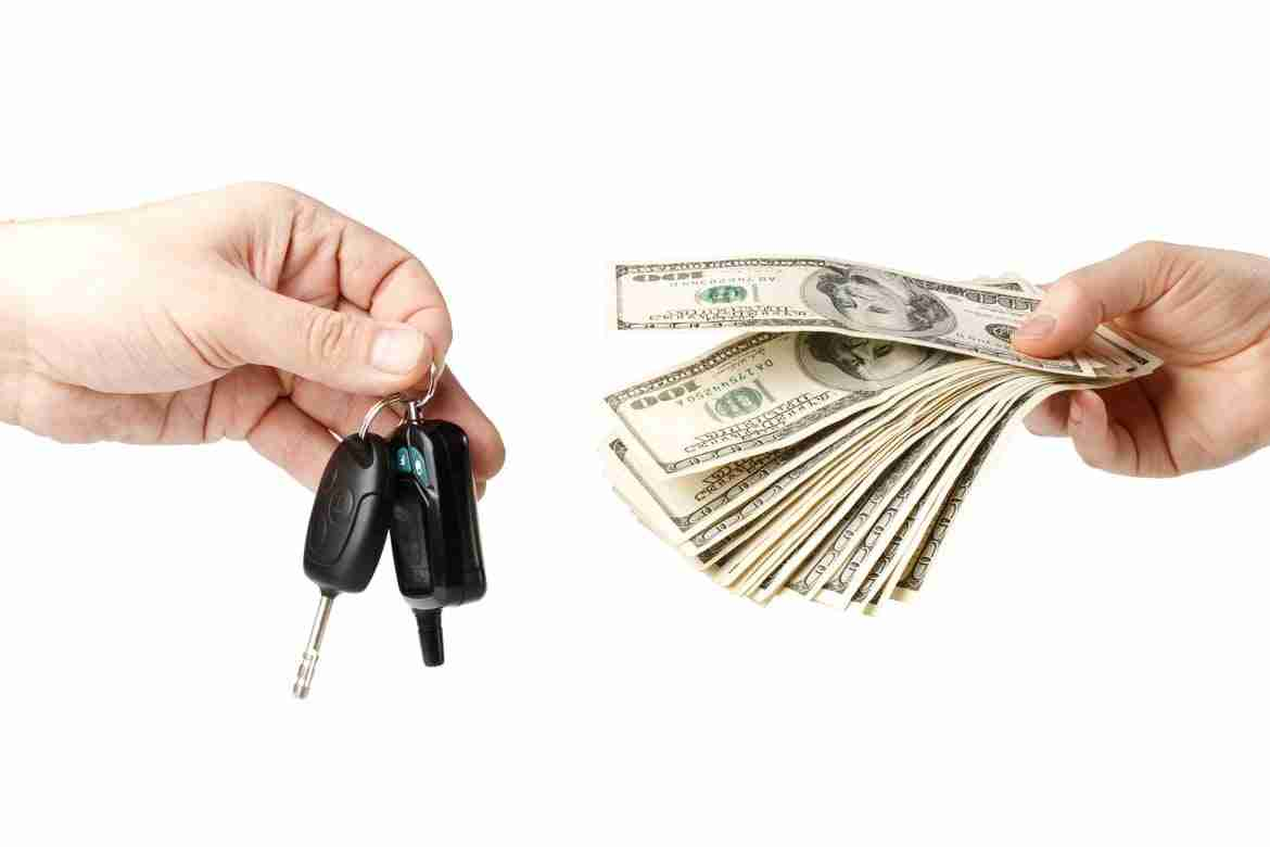 cash for cars process