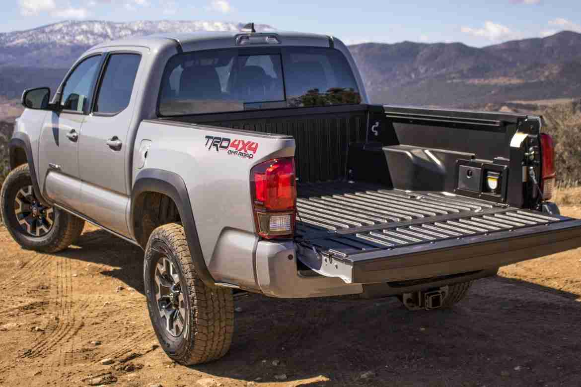 2019 Toyota Tacoma TRD Off-Road Double Cab Review