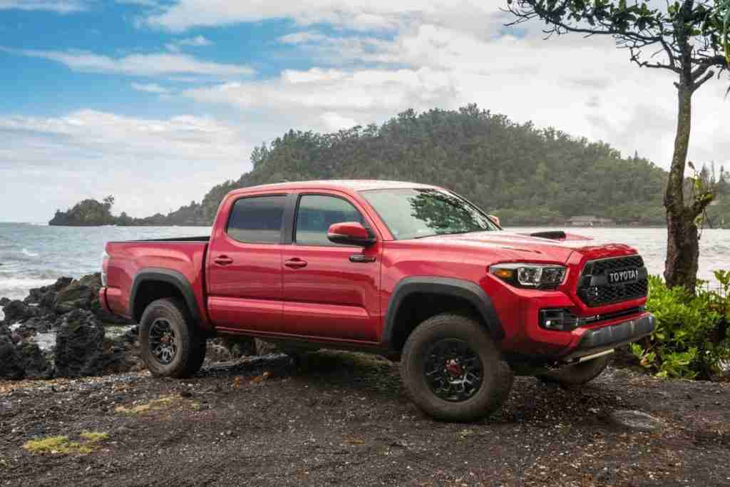 2019 toyota tacoma trim levels