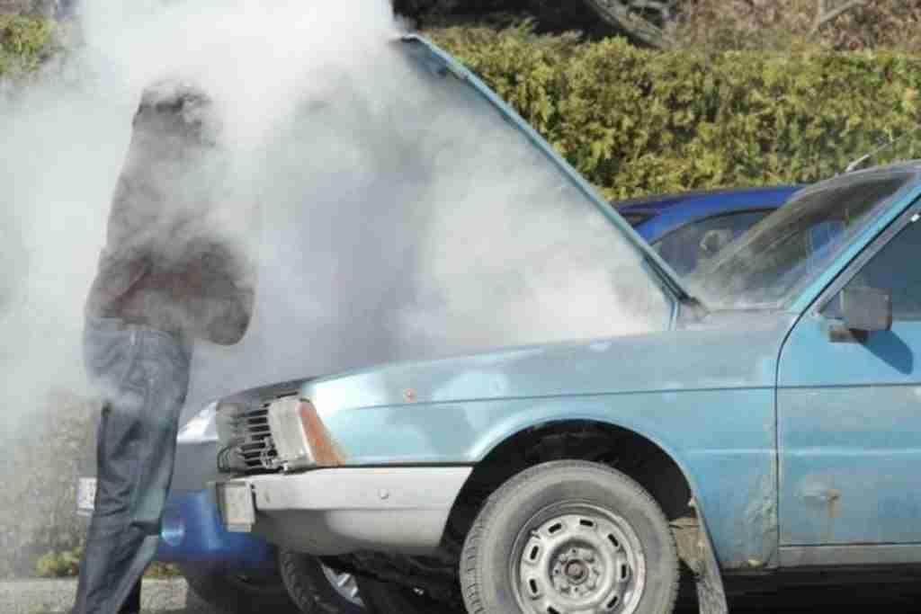 engine overheat