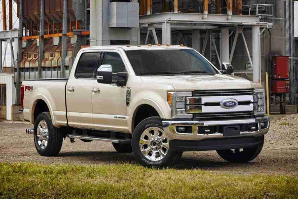 2019 ford f-350 super duty competition