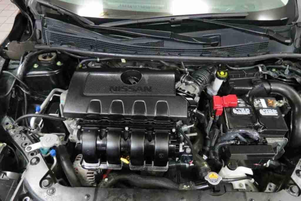 2017 nissan sentra engine
