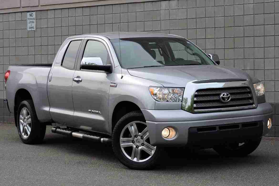 2008 Toyota Tundra Configurations Review