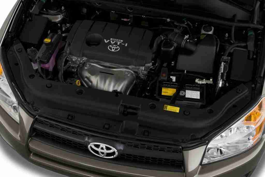 2009 toyota rav4 engines