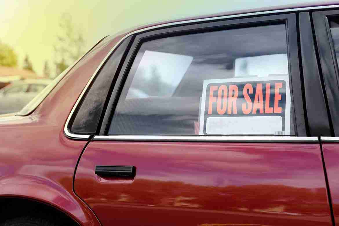 how to sell your car quickly