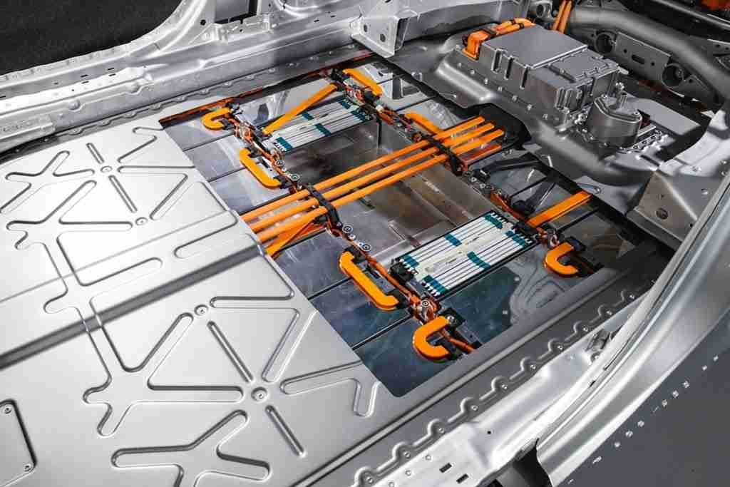jaguar i-pace battery
