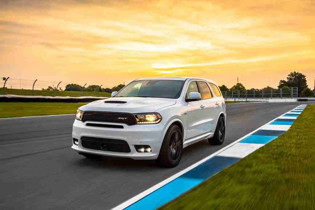 2019 Dodge Durango SRT performance