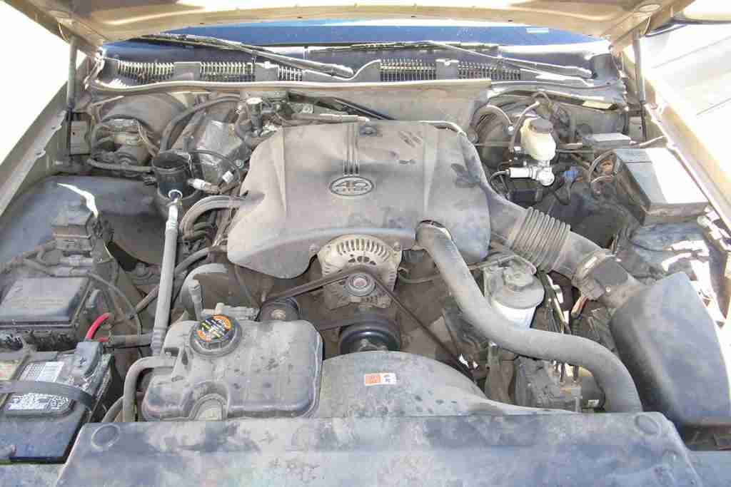 2000 mercury grand marquis engine