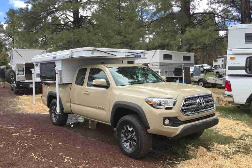 2019 toyota tacoma trd off-road performance and towing