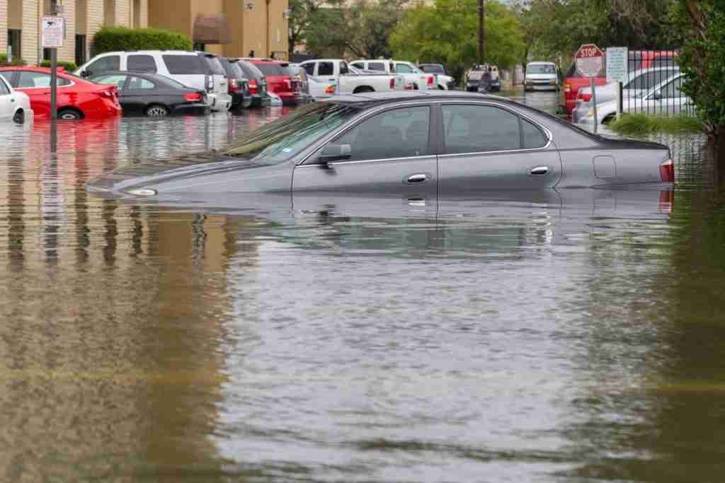 common problems with flood-damaged cars
