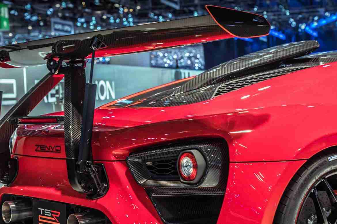 Zenvo TSR-S Review: Street-Legal Hypercar with Active Wing