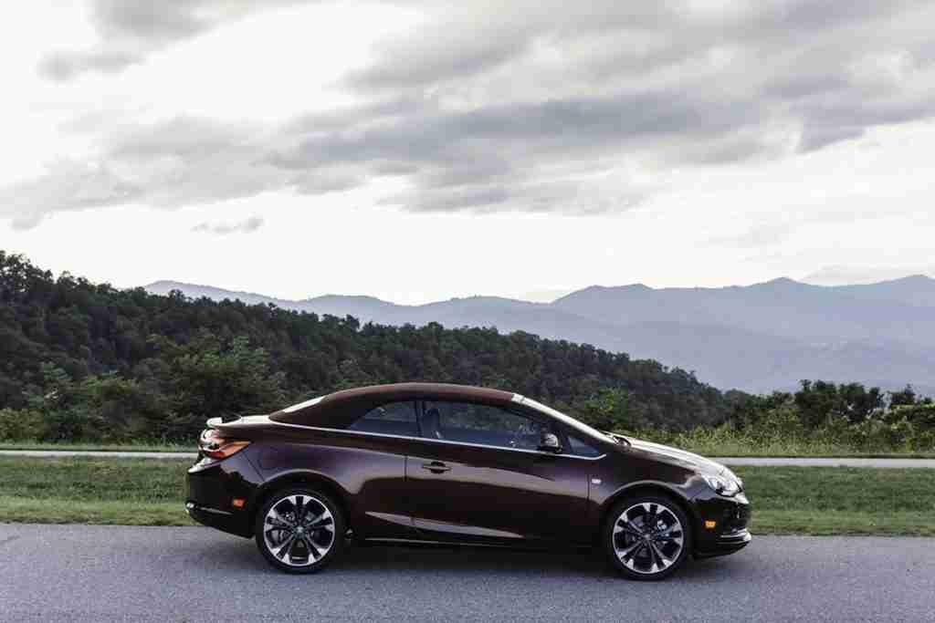 2019 buick cascada convertible review