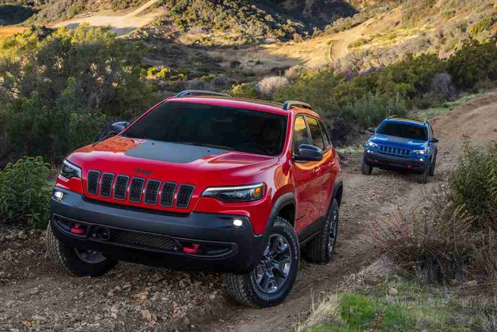 2019 jeep cherokee trim levels and features
