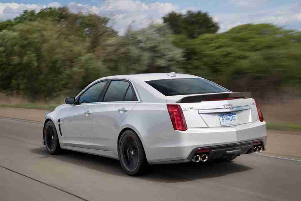 2019 cadillac cts-v performance