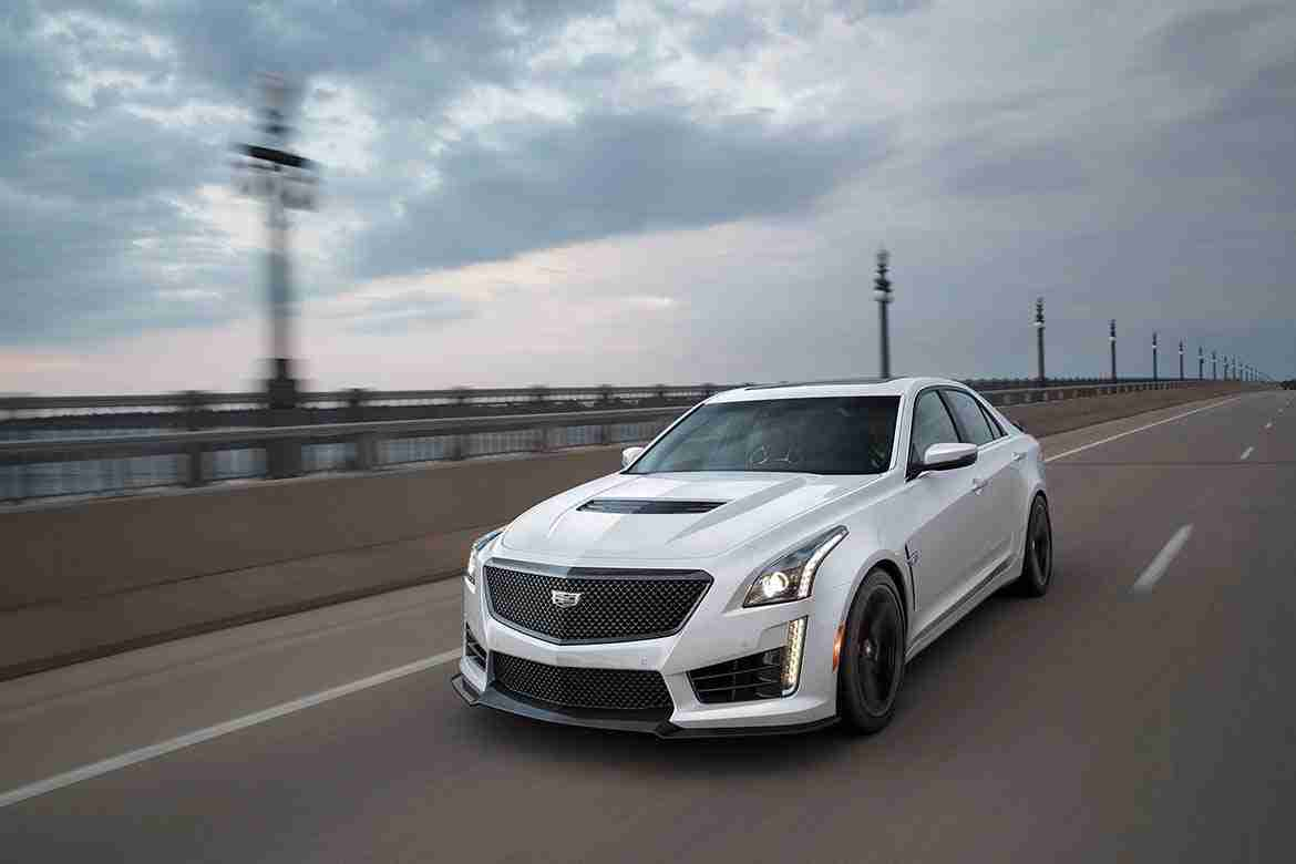 2019 Cadillac CTS-V Sedan Review: Features, Specs, Price ...