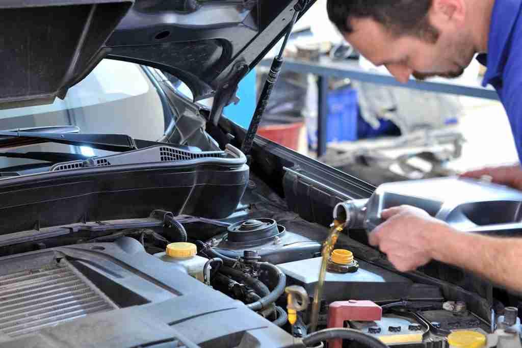 change car fluids