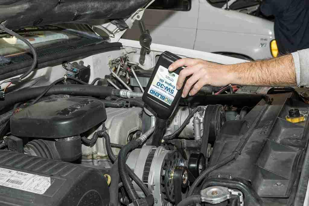 engine oil fluids