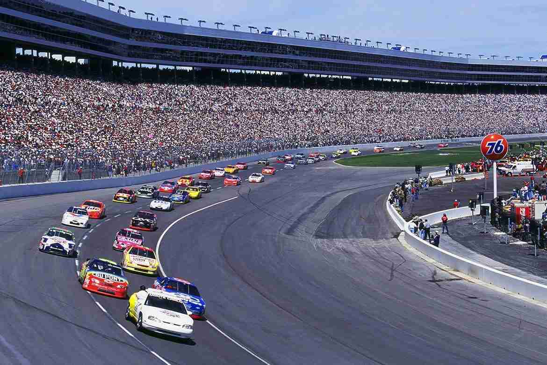 motor race event