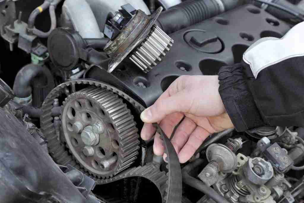 replace timing chain