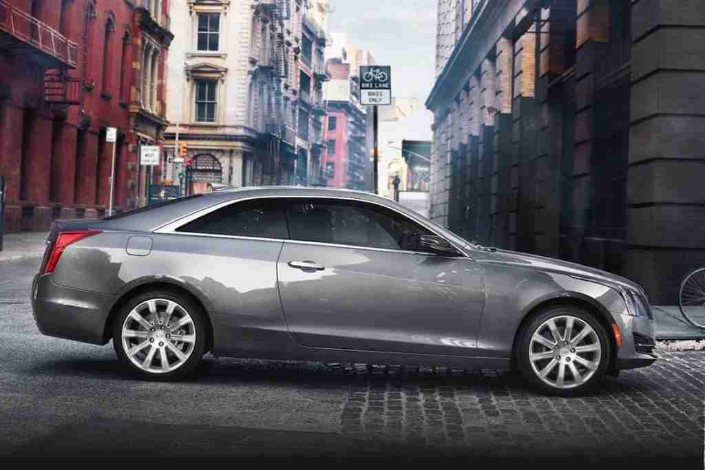 2019 cadillac ats coupe review
