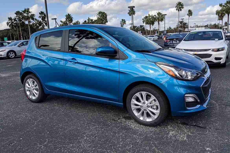2019 Chevrolet Spark - Configurations Review - Build ...