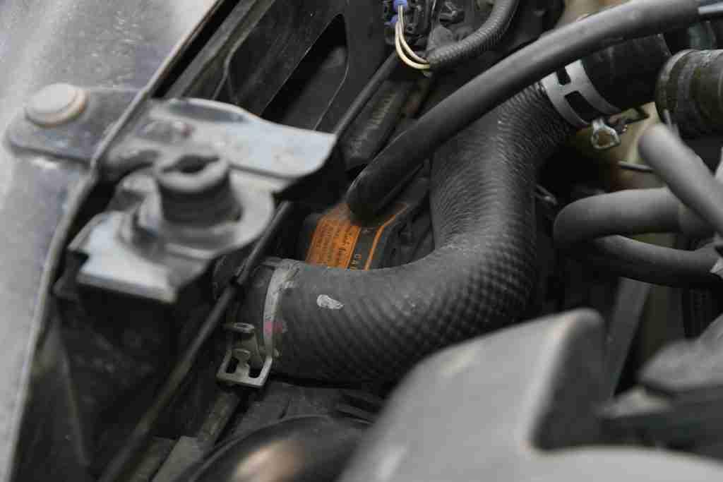 car radiator hose