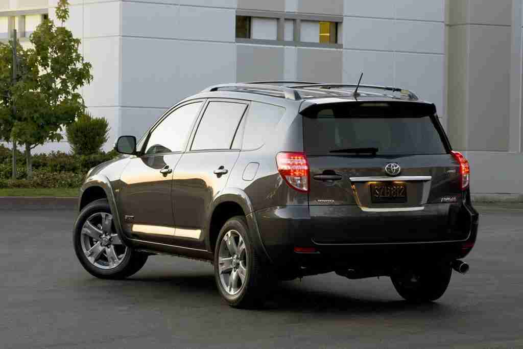 2009 toyota rav4 configurations review