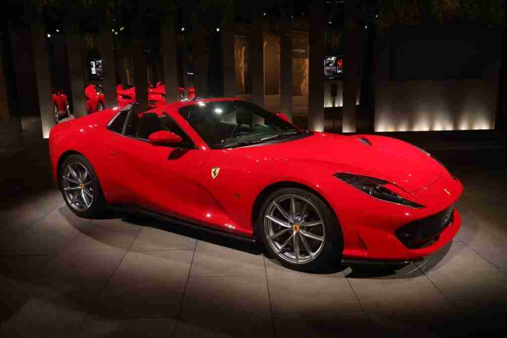 2019 ferrari 812 superfast gts