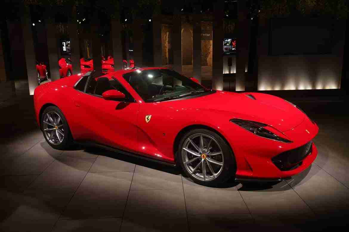 2019 Ferrari 812 Superfast Review Everything You Want To Know