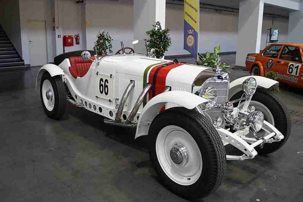 1928 mercedes benz ssk