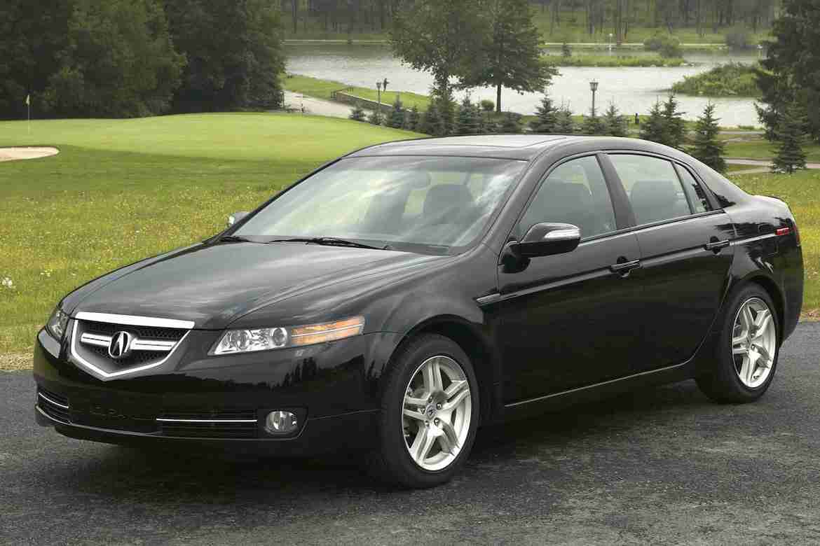 2008 Acura Tl Features Problems Specs And Configurations Review