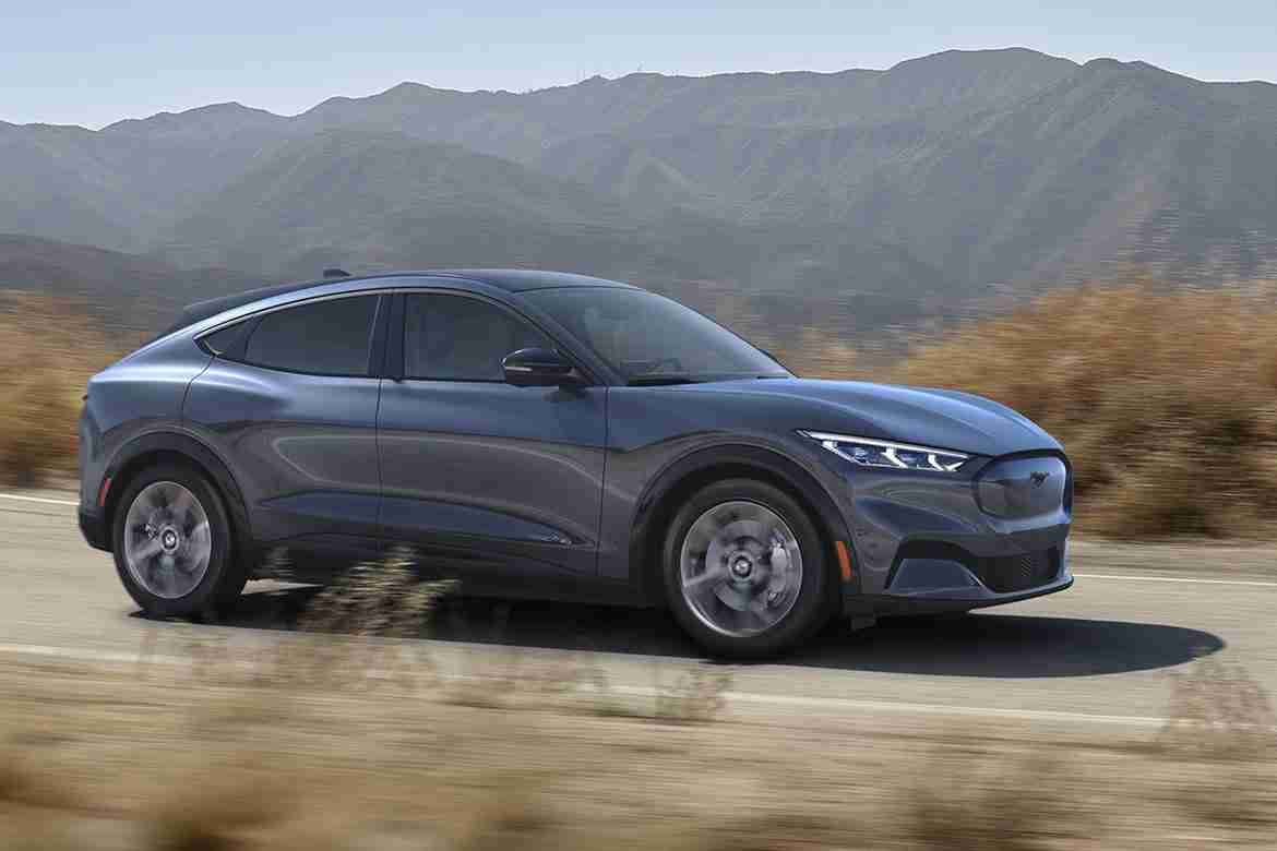 2021 Ford Mustang Mach E All Electric Suv Build Price Option