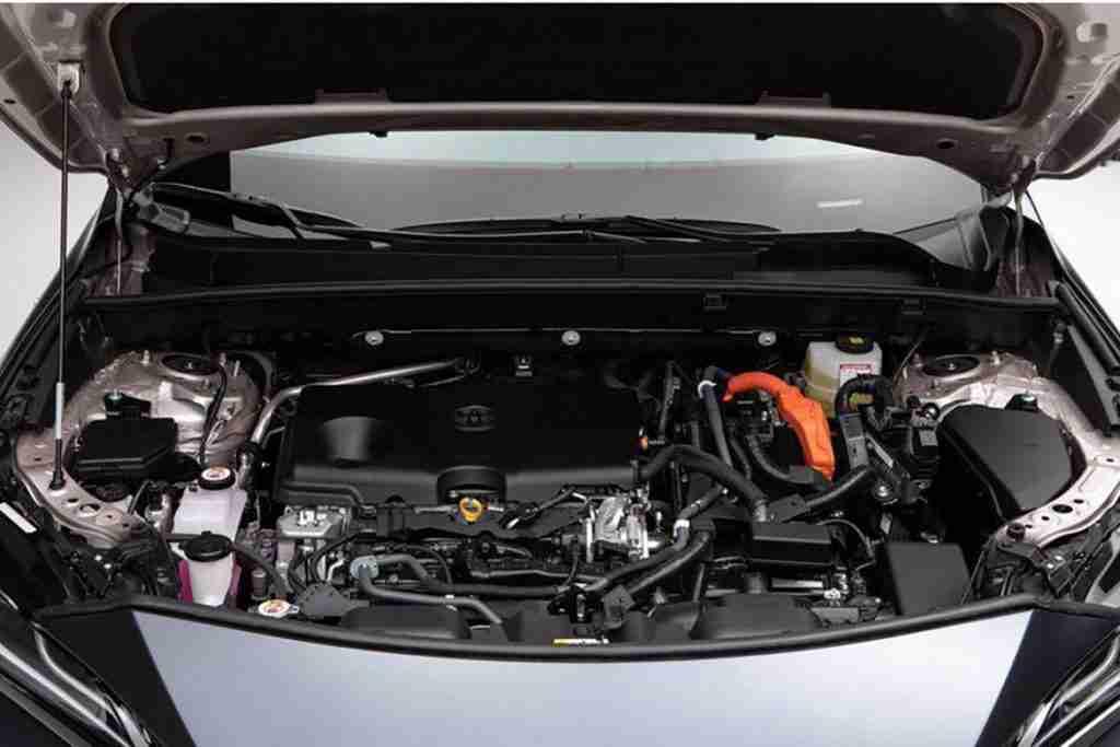 2021 Toyota Venza Performance